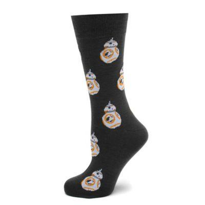 Star Wars™ BB-8 Repeat Socks in Grey