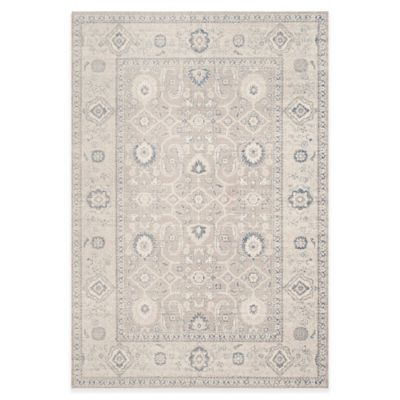 Safavieh Patina Juliet 6-Foot 7-Inch Square Area Rug in Taupe/Ivory