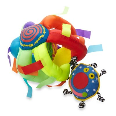 Manhattan Toy® Whoozit Wiggle Ball