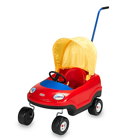 Little tikes deluxe cozy convertible car buybuy baby for Little tikes motorized vehicles