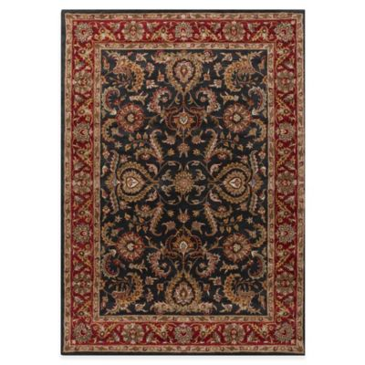 Artistic Weavers Middleton Georgia 4-Foot x 6-Foot Area Rug in Charcoal