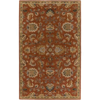 Artistic Weavers Middleton Mallie 2-Foot x 3-Foot Accent Rug in Rust