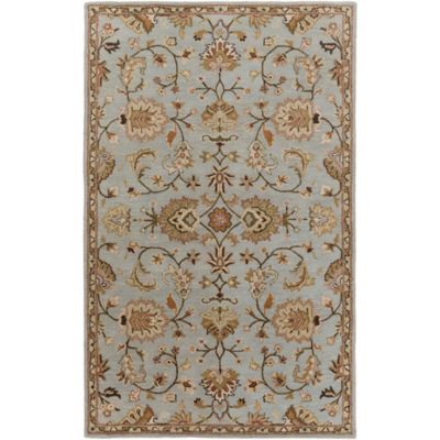 Artistic Weavers Middleton Mallie 3-Foot x 5-Foot Areas Rug in Light Blue
