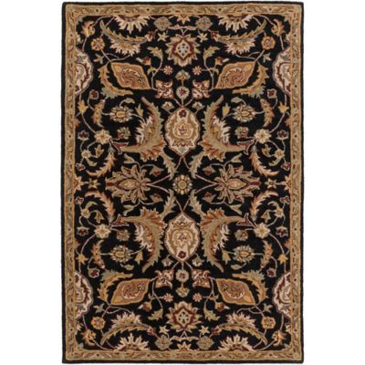 Artistic Weavers Middleton Amelia 2-Foot 3-Inch x 8-Foot Runner in Black