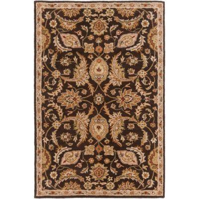 Artistic Weavers Middleton Amelia 6-Foot x 9-Foot Area Rug in Brown