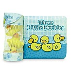 Three Little Duckies Waterproof Bath Book