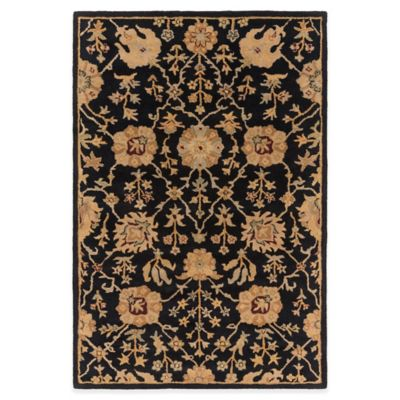 Artistic Weavers Middleton Allison 8_Foot Round Area Rug in Black