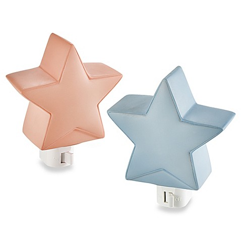 Yellow Star Nightlight