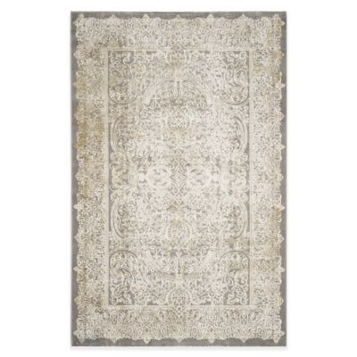Grey/Green Area Rugs