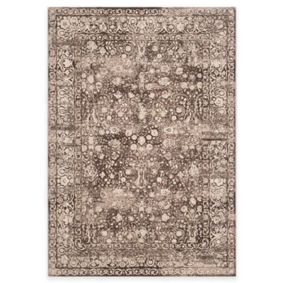 4' x 6 Brown Collection Rug