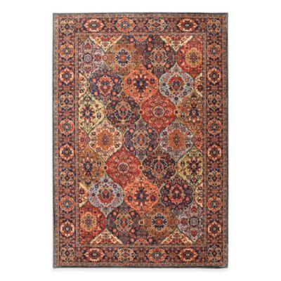 Karastan Spice Marker Levant 5-Foot 3-Inch x 7-Foot 8-Inch Multicolor Area Rug