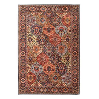 Karastan Spice Marker Levant 8-Foot x 11-Foot Multicolor Area Rug