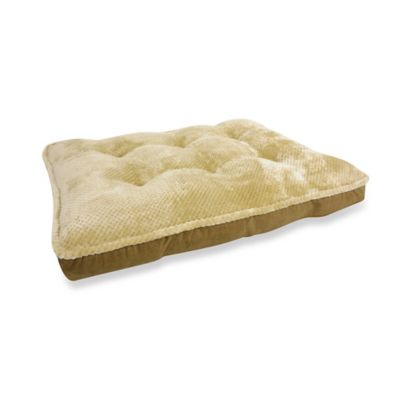 Canine Creations Orthopedic Mattress Pet Bed in Brown