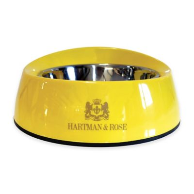 Hartman & Rose Pet Feeding