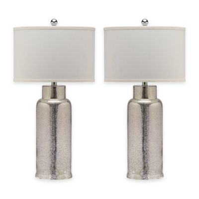 Glass Accent Lamp