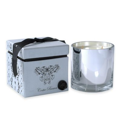 Rojo 16 Silver Luxury Costa Brava Oak Scented Candle