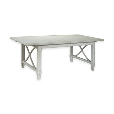 Panama Jack Millbrook Dining Table in White