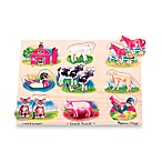 Melissa & Doug® Farm Sound Puzzle