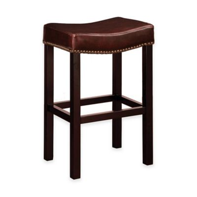26-Inch Amy Backless Stationary Barstool