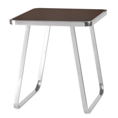 Kenroy Home Chambers Accent Table in Espresso