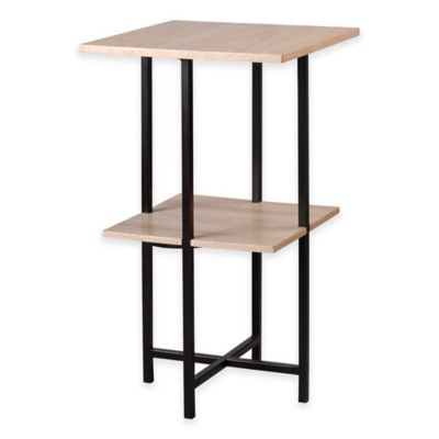 Kenroy Home Storit Accent Table in Oil Rubbed Bronze