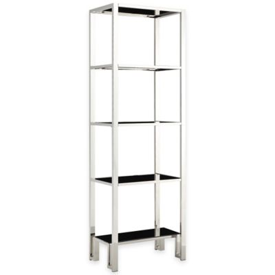 Verona Home Kaihill Etagere in Chrome