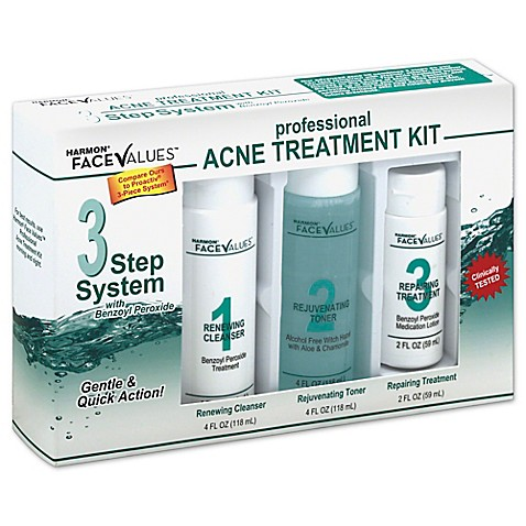 Buy Harmon® Face Values™ 3 Step Acne Kit from Bed Bath ...