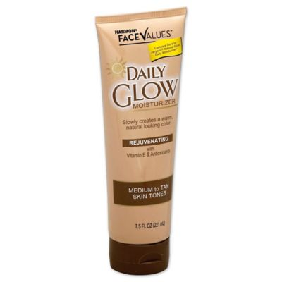 Harmon® Face Values™ 7.5 oz. Daily Glow Moisturizer in Firm Tan