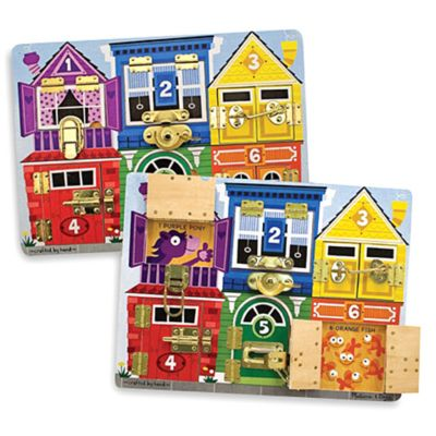 Melissa & Doug® Latches Board