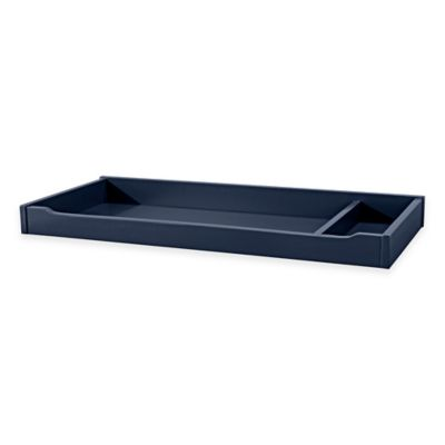 Westwood Design Wyatt Dresser Changer Top with Divider in Navy