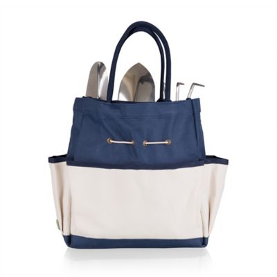 Picnic Time® Large Garden Tote in Khaki/Beige
