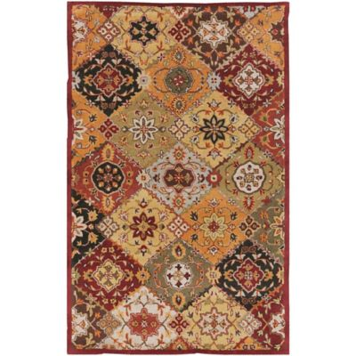 Artistic Weavers Buckingham Sophia 2-Foot x 3-Foot Multicolor Accent Rug