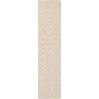 Artistic Weavers Central Park Zara 2-Foot 3-Inch x 12-Foot Runner in Ivory