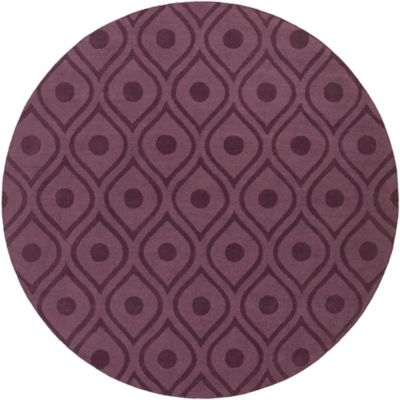 2 6 Brown Area Rug
