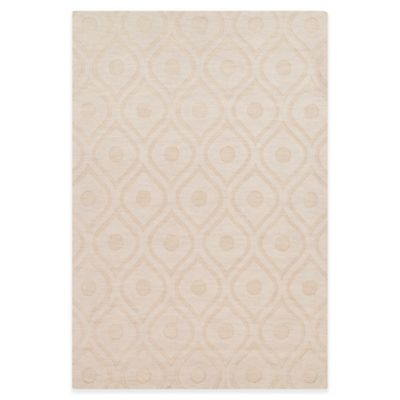 Artistic Weavers Central Park Zara 5-Foot x 7-Foot 6-Inch Area Rug in Ivory