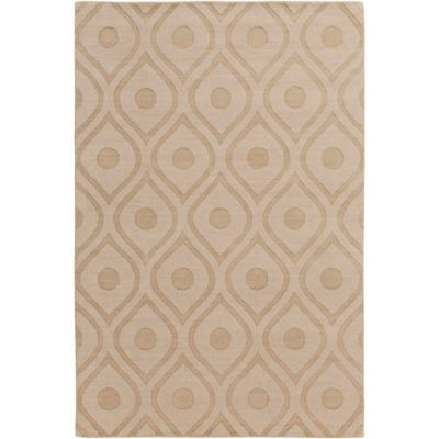 Artistic Weavers Central Park Zara 9-Foot x 12-Foot Area Rug in Beige