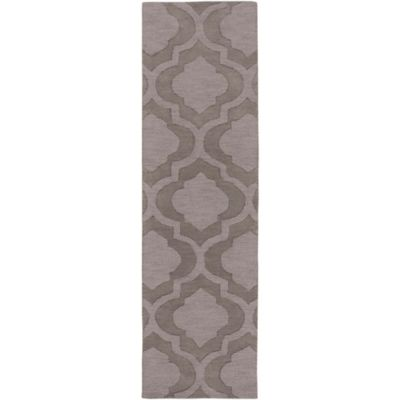 Artistic Weavers Central Park Kate 2-Foot 3-Inch x 12-Foot Runner in Grey