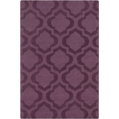 Artistic Weavers Central Park Kate 9-Foot x 12-Foot Area Rug in Purple