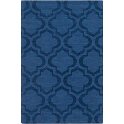 Artistic Weavers Central Park Kate 9-Foot x 12-Foot Area Rug in Navy