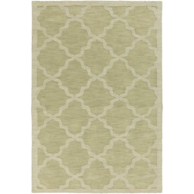 Artistic Weavers Central Park Abbey 3-Foot x 5-Foot Accent Rug in Sage