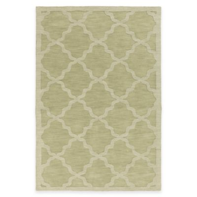 Artistic Weavers Central Park Abbey 5-Foot x 7-Foot 6-Inch Area Rug in Sage
