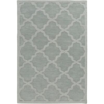 Artistic Weavers Central Park Abbey 6-Foot x 9-Foot Area Rug in Light Blue