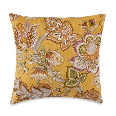 Love Affair 20-Inch Throw Pillow in Yellow