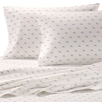 Tommy Bahama® Sailfish Twin Sheet Set in Blue