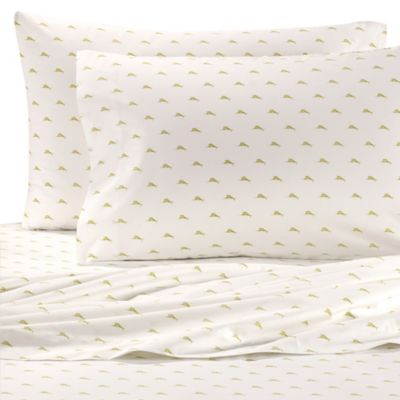 Tommy Bahama® Sailfish Full Sheet Set in Green