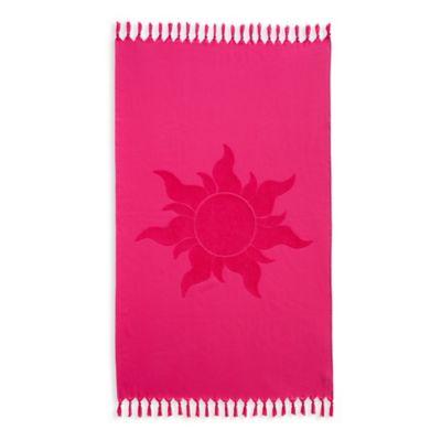 Pink Pool Towel