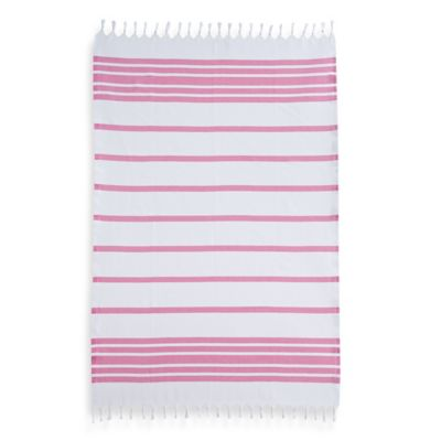 Pink Soft Towel