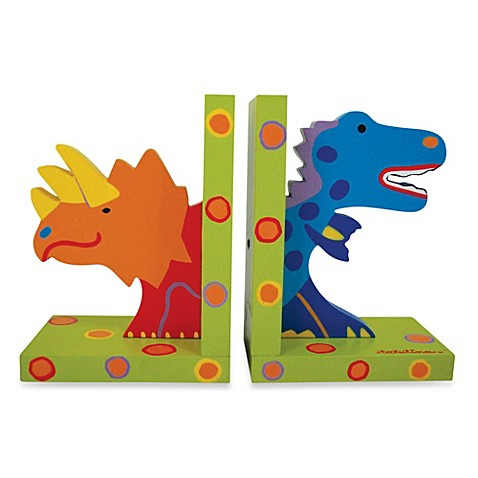 Tatutina™ Dinosaurs Bookends