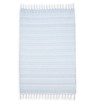 Aqua Beach Towels