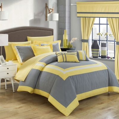 Metallic King Comforter Sets